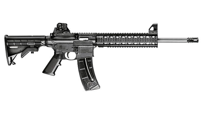 Tactical Rimfire Rifles SMITH & WESSON M&P15-22