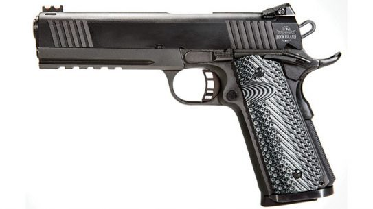 Rock Island Armory TAC Ultra 10mm 1911 Pistol lead