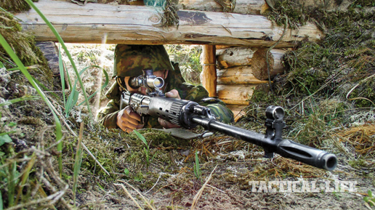 6 Russian Sniper Rifles World War 2