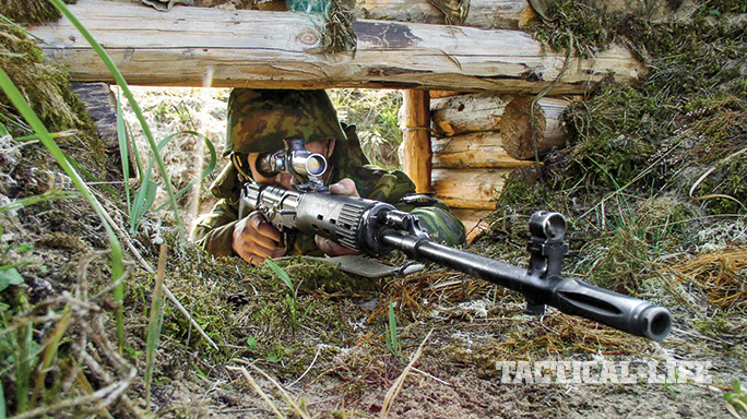 6 Russian Sniper Rifles From WWII And Beyond