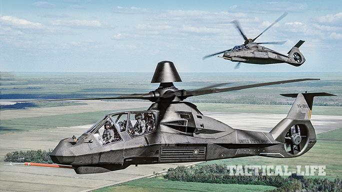 SB-1 Defiant JMR SWJA15 RAH-66 Comanche