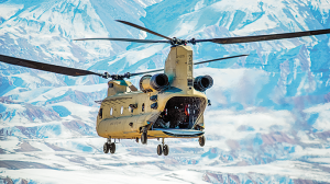 Spec Ops 2015 MH-47 CHINOOK Special Forces