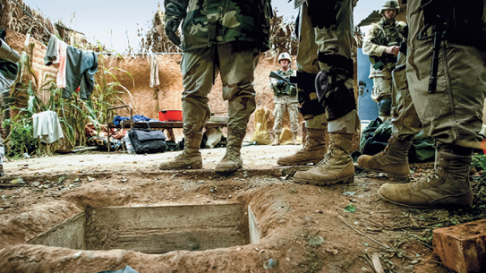 Operation Red Dawn Capturing Saddam Hussein found