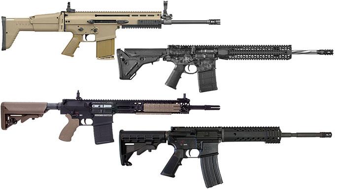 Hummer Models List >> 24 of the Best 7.62mm, .458 SOCOM and 300 BLK Rifles