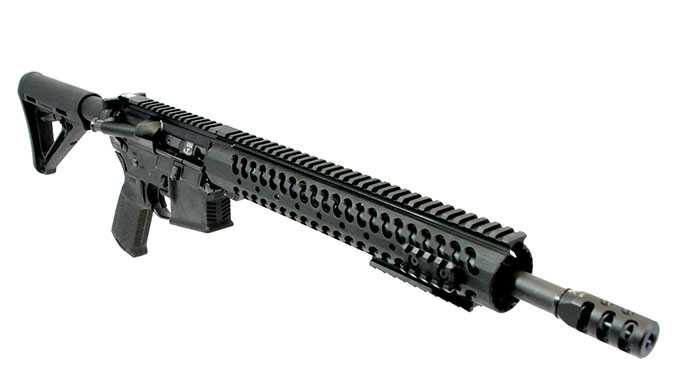 TW August 2015 Rifles Adams Arms Tactical EVO