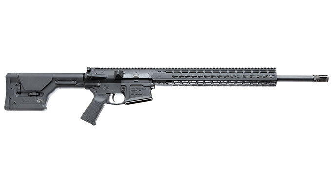 TW August 2015 Rifles Aero Precision M5E1