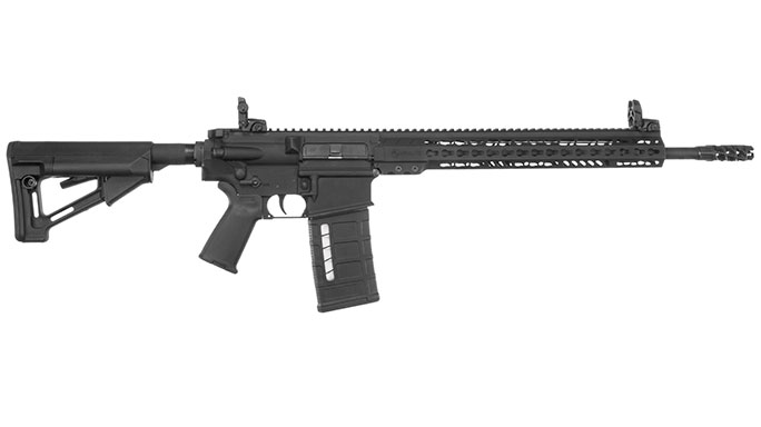 TW August 2015 Rifles Armalite AR-10 Tactical