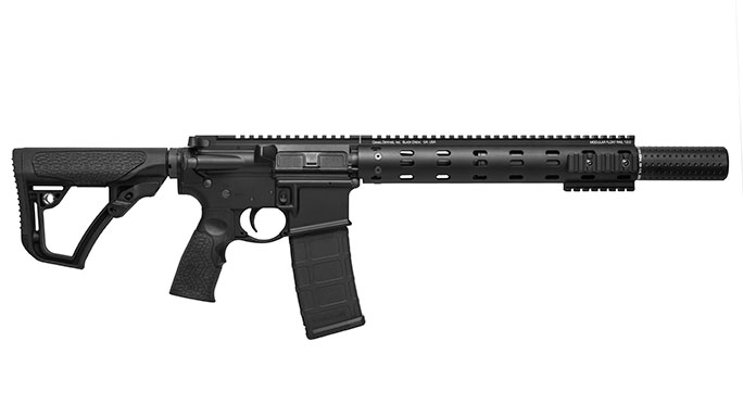 TW August 2015 Rifles Daniel Defense DDM4ISR 300