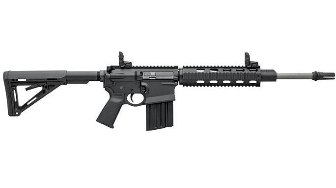 TW August 2015 Rifles DPMS GII Recon