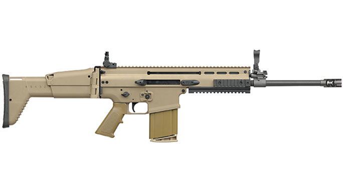 TW August 2015 Rifles FN SCAR 17S