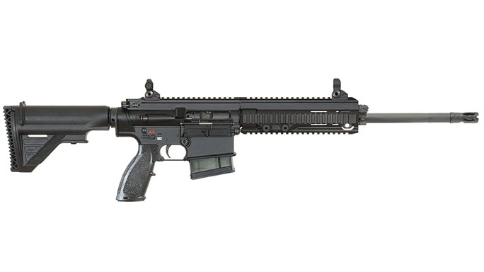 TW August 2015 Rifles Heckler & Koch MR762A1