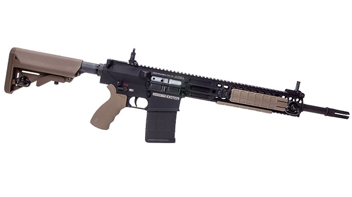 TW August 2015 Rifles LMT Sharpshooter