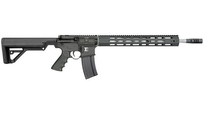 TW August 2015 Rifles Rock River Arms LAR-458 X-1