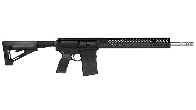 TW August 2015 Rifles Seekins Precision SP10