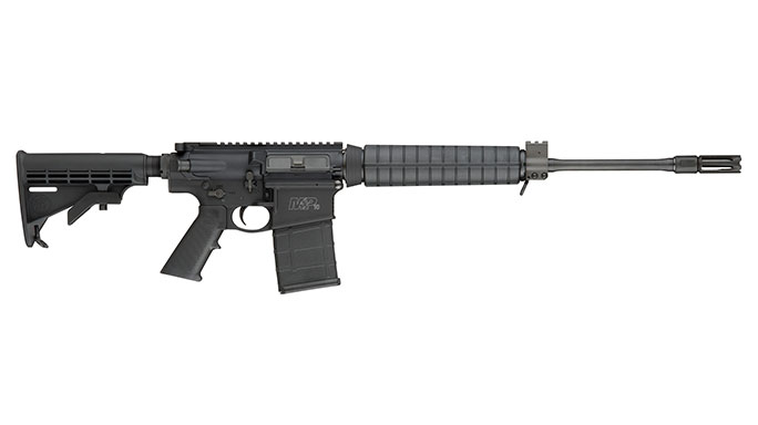 TW August 2015 Rifles Smith & Wesson M&P10