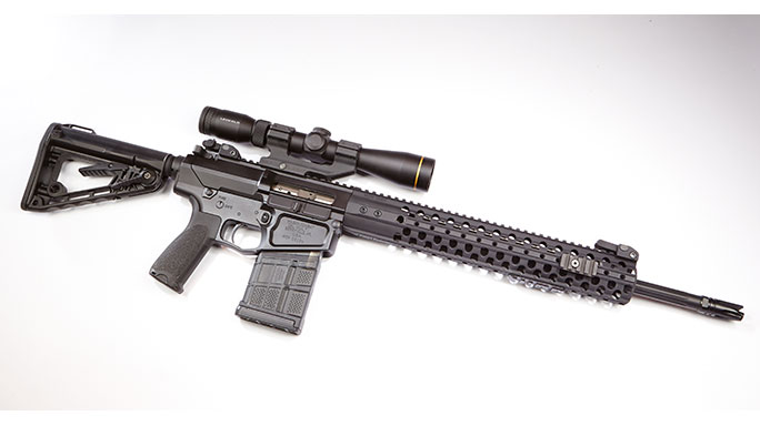 TW August 2015 Rifles Wilson Combat BILLet-AR