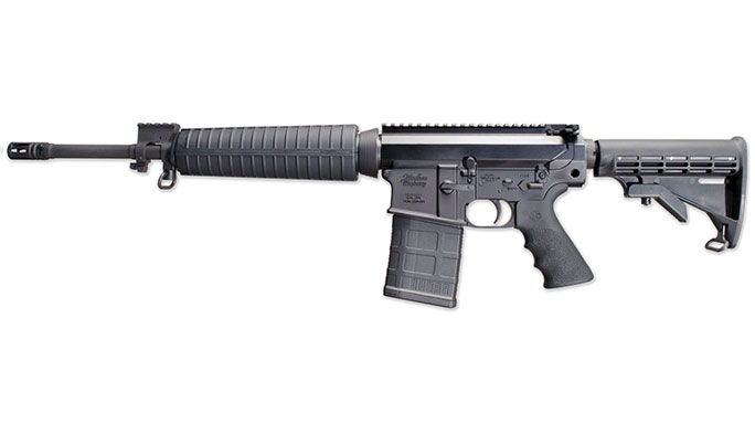 TW August 2015 Rifles Windham Weaponry SRC-308