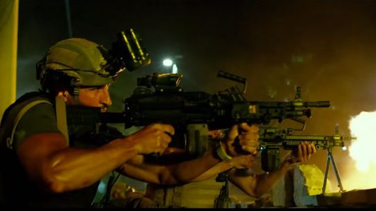 13 Hours: The Secret Soldiers of Benghazi First Trailer