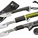 Fixed Blades Tactical Weapons August 2015 Outdoor Edge Harpoon