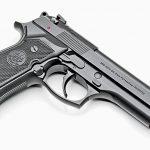 Wilson Combat Beretta 92FS right after