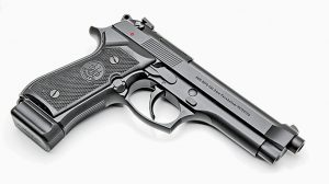 Wilson Combat Beretta 92FS right after