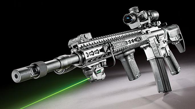 Bravo Company Manufacturing RECCE-18 rifle