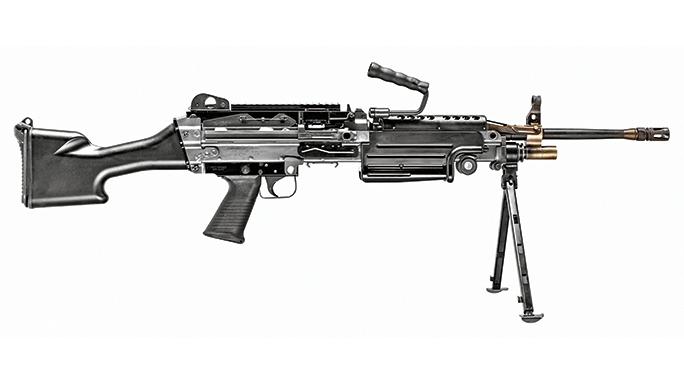 FNH USA FN M249S SAW