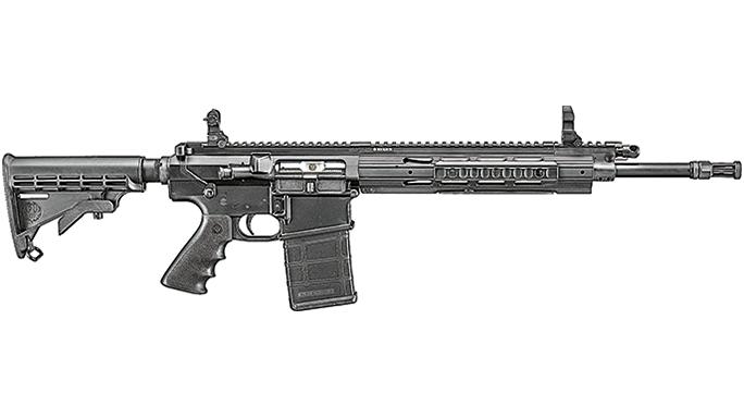 Black Guns 2016 RUGER SR-762