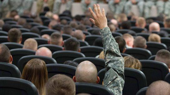 Sgt. Maj. Daniel Dailey 40,000 Army cuts