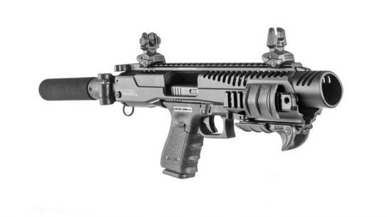 Fab Defense KPOS Gen 2 Pathfinder
