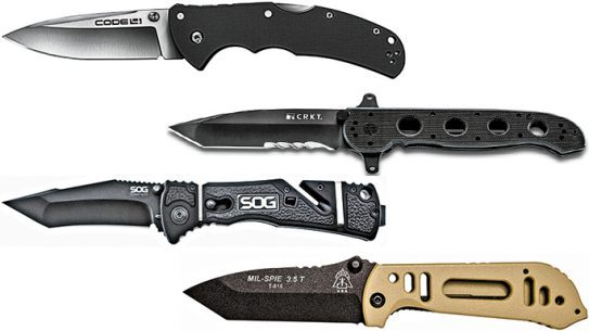 Keen Edges: 15 Tactical Folding Knives For 2015