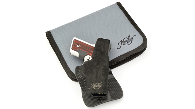 Galco Paddle Lite Holster Kimber Solo