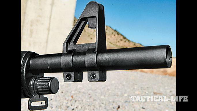 EAA MKA 1919 Match shotgun GWLE August 2015 barrel