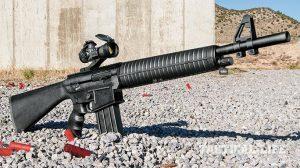 EAA MKA 1919 Match shotgun GWLE August 2015 right