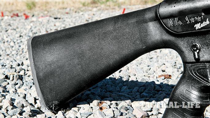 EAA MKA 1919 Match shotgun GWLE August 2015 stock