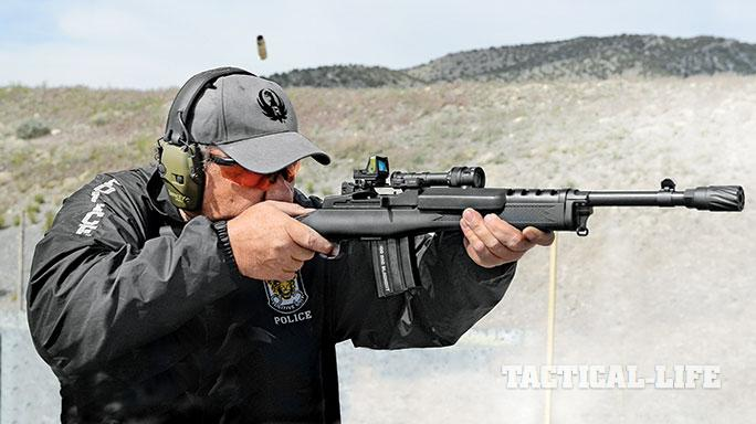 Ruger Mini-14 Rifle GWLE August 2015 lead