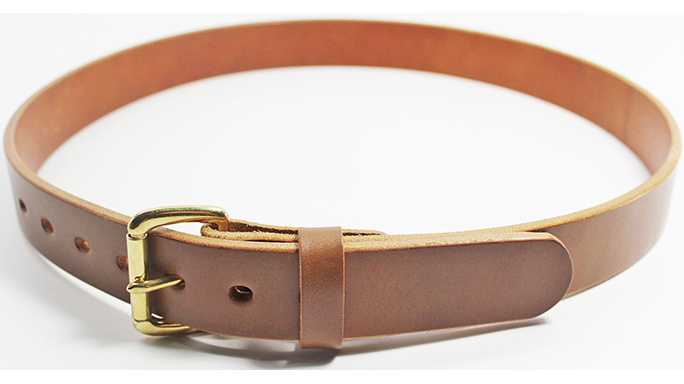 GWLE August 2015 Concealed Carry Belts Bullhide Belts