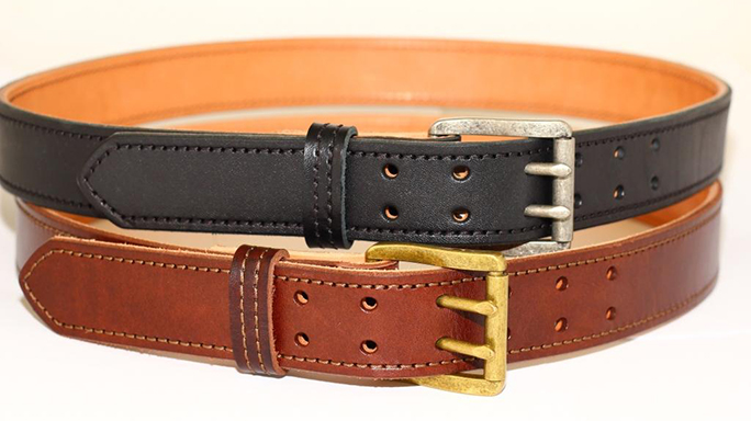 GWLE August 2015 Concealed Carry Belts Disse Outdoor Gear