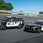 Ford Interceptors Police lead