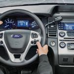 Ford Interceptors Police Steering