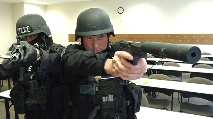 Gun Review: Walther's PPX SD 9mm Handgun