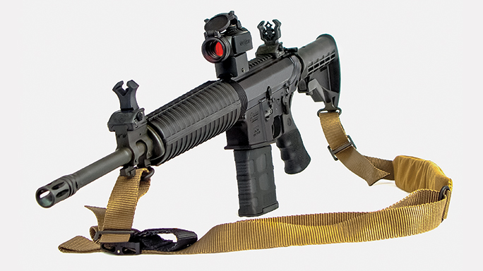 Windham Weaponry SRC-308 GWLE August solo