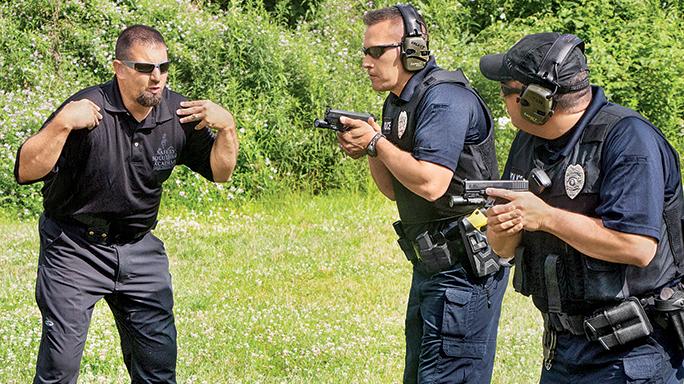Rimfire training GWLE August 2015