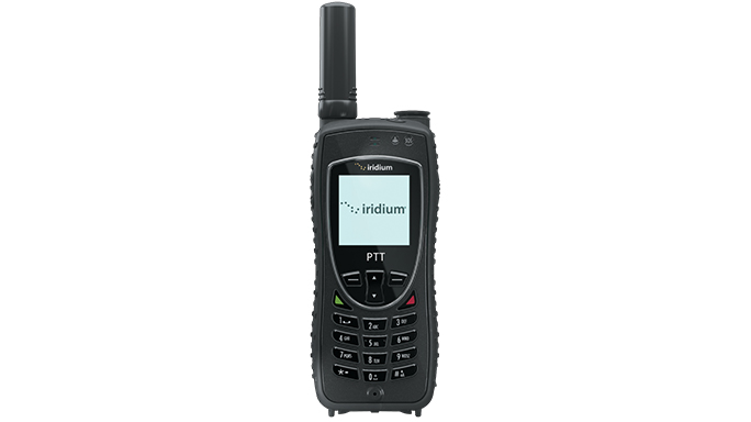TAR Ideal Concepts Iridium Push-To-Talk Walkie-Talkies