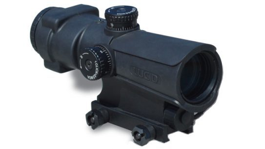 LUCID Optics P7 4X Optic