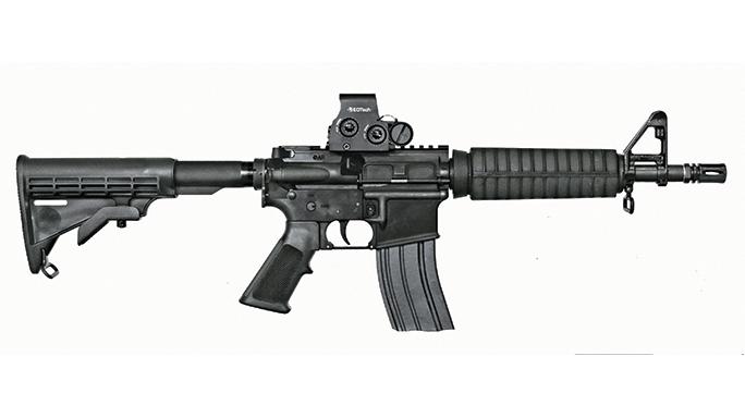 PDW SWMP Aug Armalite M-15 LE Carbine
