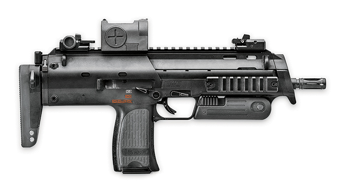 PDW SWMP Aug Heckler & Koch MP7A1