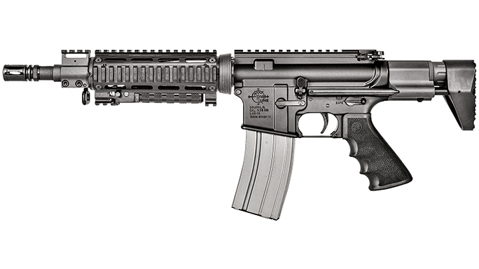 PDW SWMP Aug Rock River Arms LAR-15 PDW A4 SBR