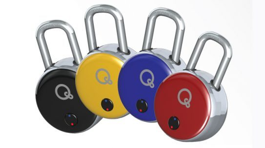 SafeTech Quicklock Padlock