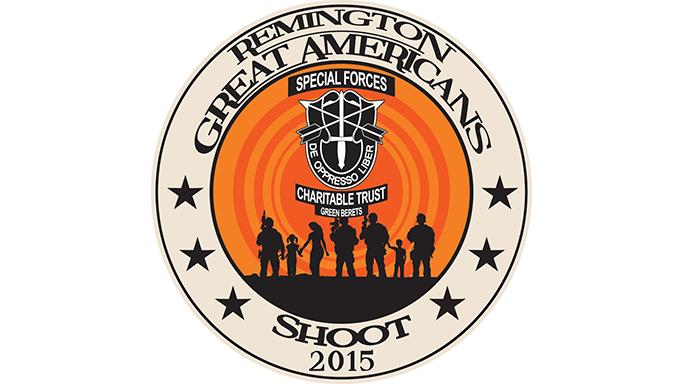 2015 Remington Great Americans Shoot logo